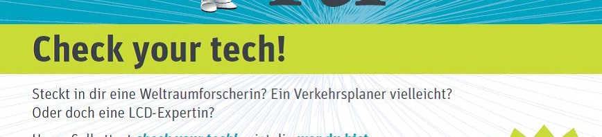 Check your tech Bild