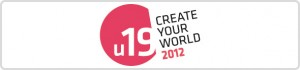 Logo Wettbewerb u19 – Create Your World