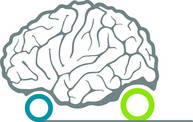 Logo Initiative Mobil mit Hirn