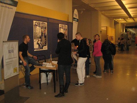 Talente Tage 2012 im Technischen Museum