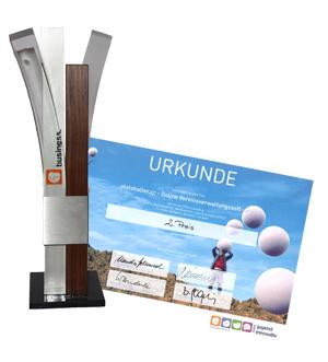 Preis Wettbewerb Jugend Innovativ Preis