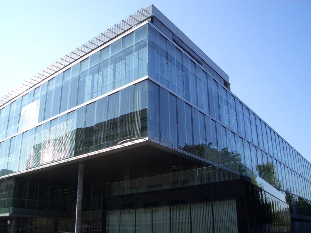 Gebäude der Fachhochschule Wels
