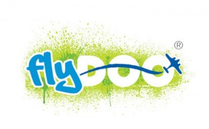 "Logo der Initiative ""fly Doo - Faszination Aviation"""