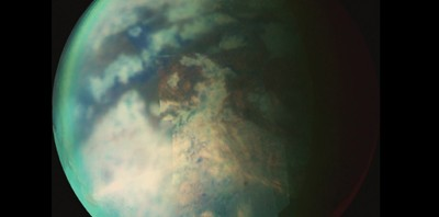 Der Saturmond Titan