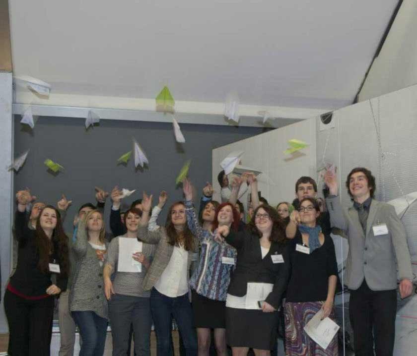 SchülerInnen Praktika Award Feier