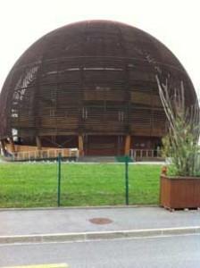Das Cern-Forschungszentrum in Genf: