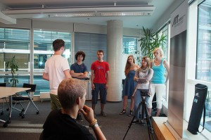 fti Talente Video Contest - Workshop in Wien