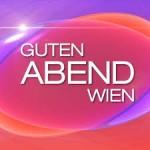 Logo Sendung Guten Abend Wien von w24