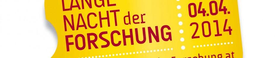 Logo der Initiative Lange Nacht der Forschung 4.4.14