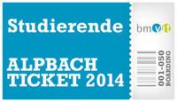 alpbach Tickets für Studierende