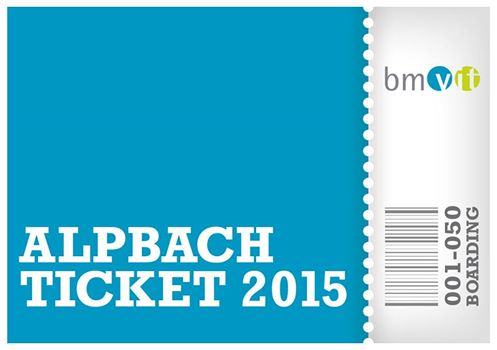 Alpbach Ticket 2015