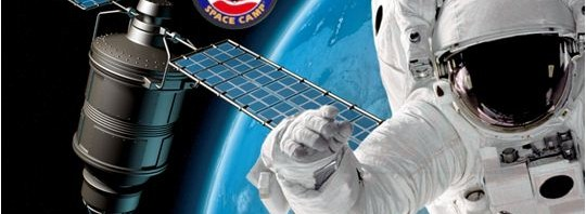Logo International Space Camp