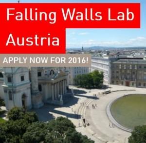 Logo: Falling Walls Lab Austria