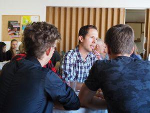 Manuel Huick spricht über senseMANAGEMENT
