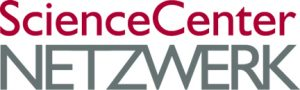 Logo Science Center Netzwerk