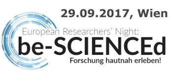 Veranstaltung Be-Scienced