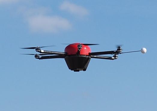 Drohne (Forschungsgegenstand) d´´Oleire