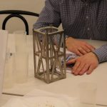 Das Gestell eines CubeSats © BMVIT / Bernert