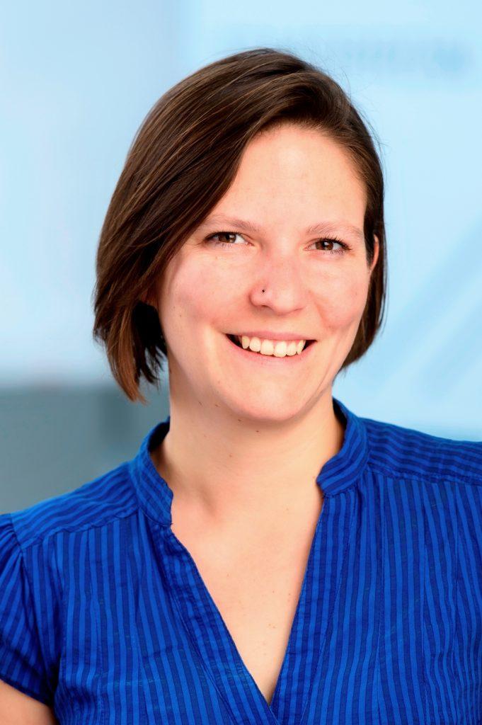 Katja Fröhlich Portraitfoto