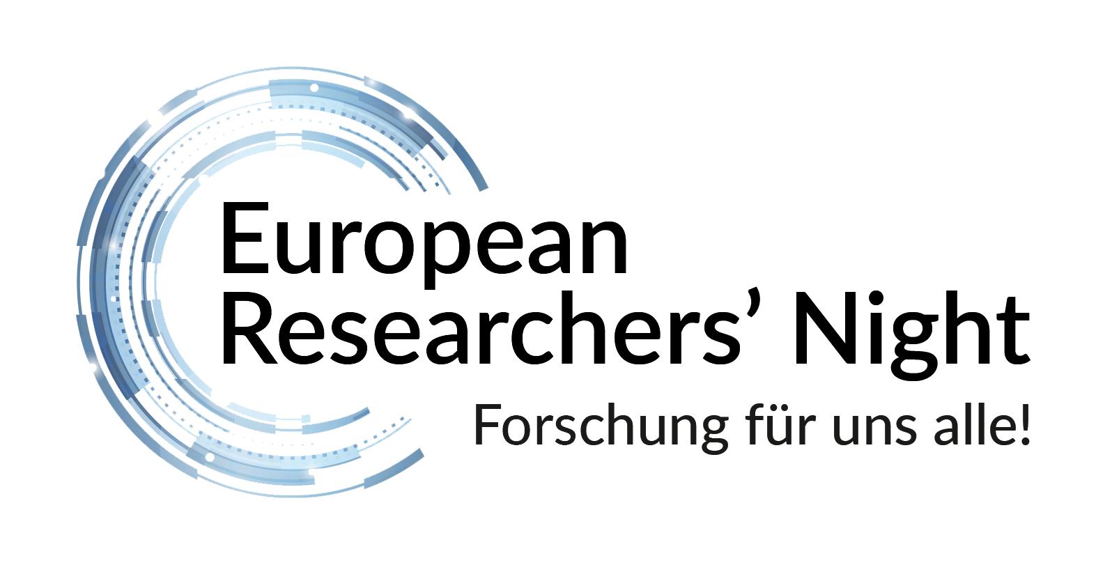 European Researchers Night 2019
