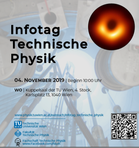 Poster Infotag Technische Physik