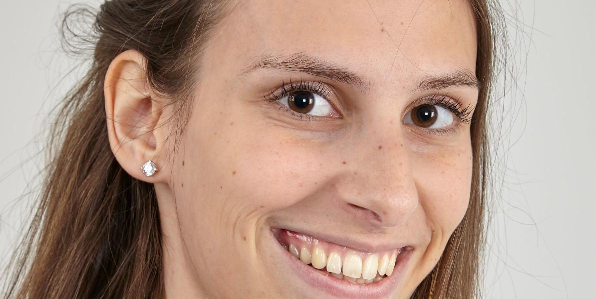 Nadine Schneeberger Portraitfoto klein