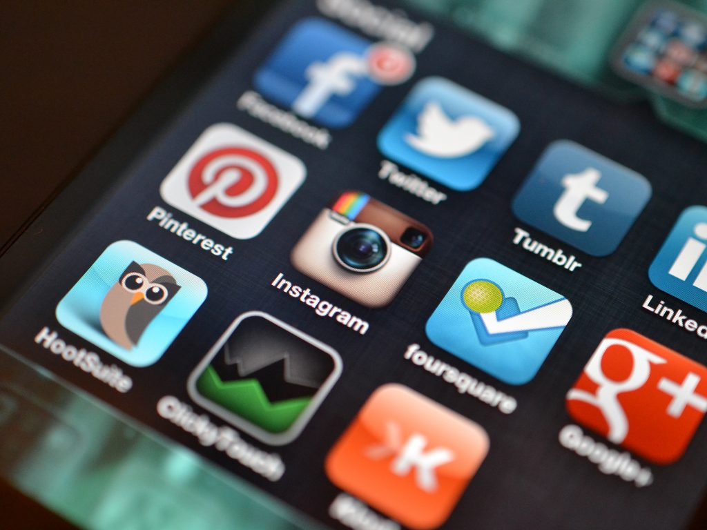 "Instagram and other Social Media Apps"" Jason A. Howie"
