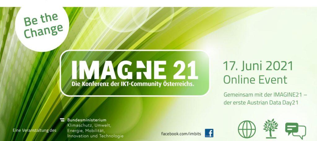 Logo IMAGINE - IKT 21