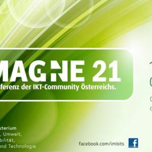 Logo Kongress IMAGINE-IKT 21