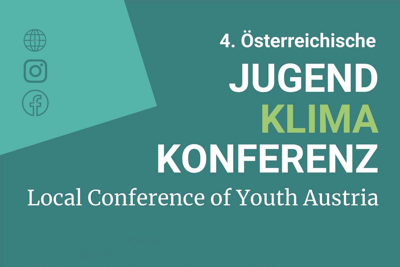 Logo Jugend klima Konferenz 2021